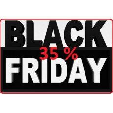 35 % BLACK FRIDAY