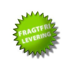 Fragtfri levering...........