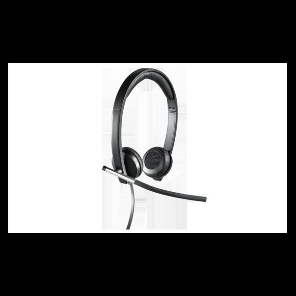 LOGITEC USB Stereo H650e