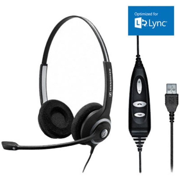 Sennheiser SC 260 Duo USB ML