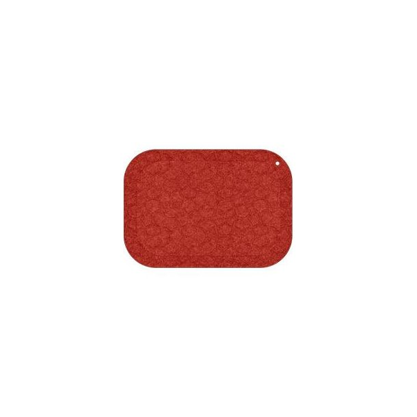 StandUp 53x77cm, Rød